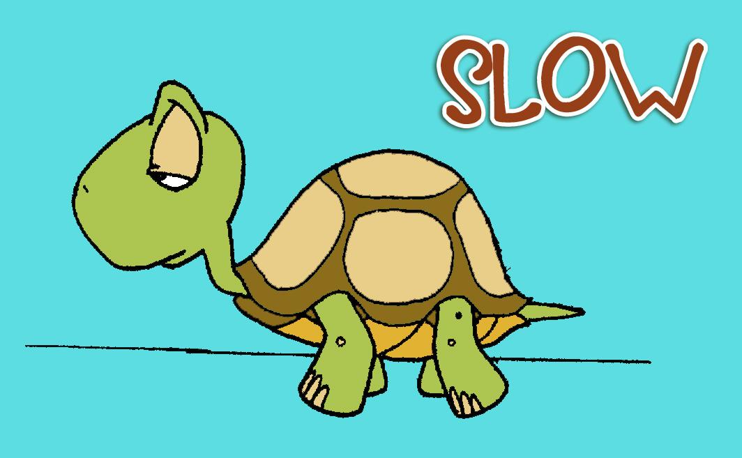 Slow Page Speeds Hurt